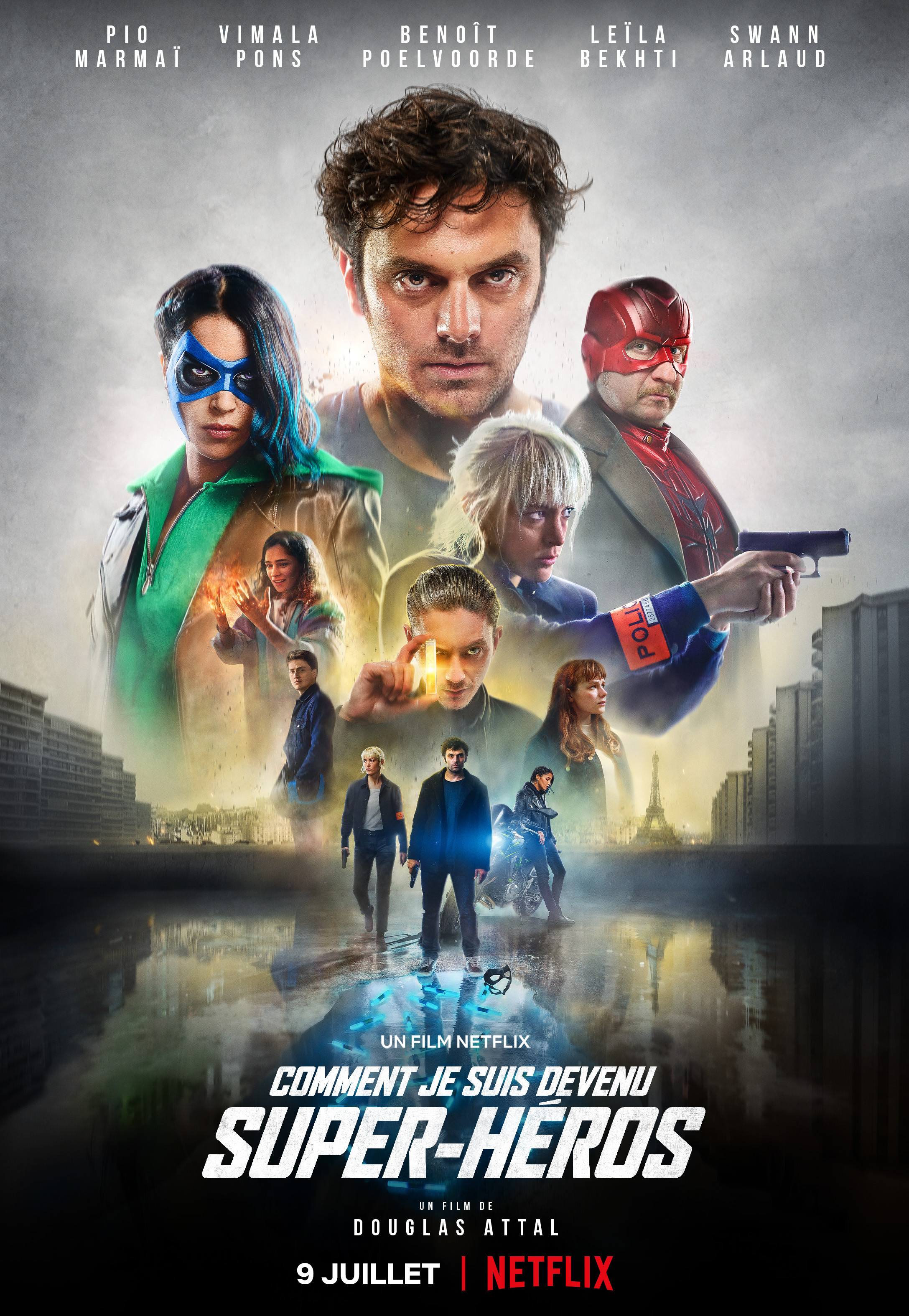 How I Became a Super Hero Reviews - Metacritic