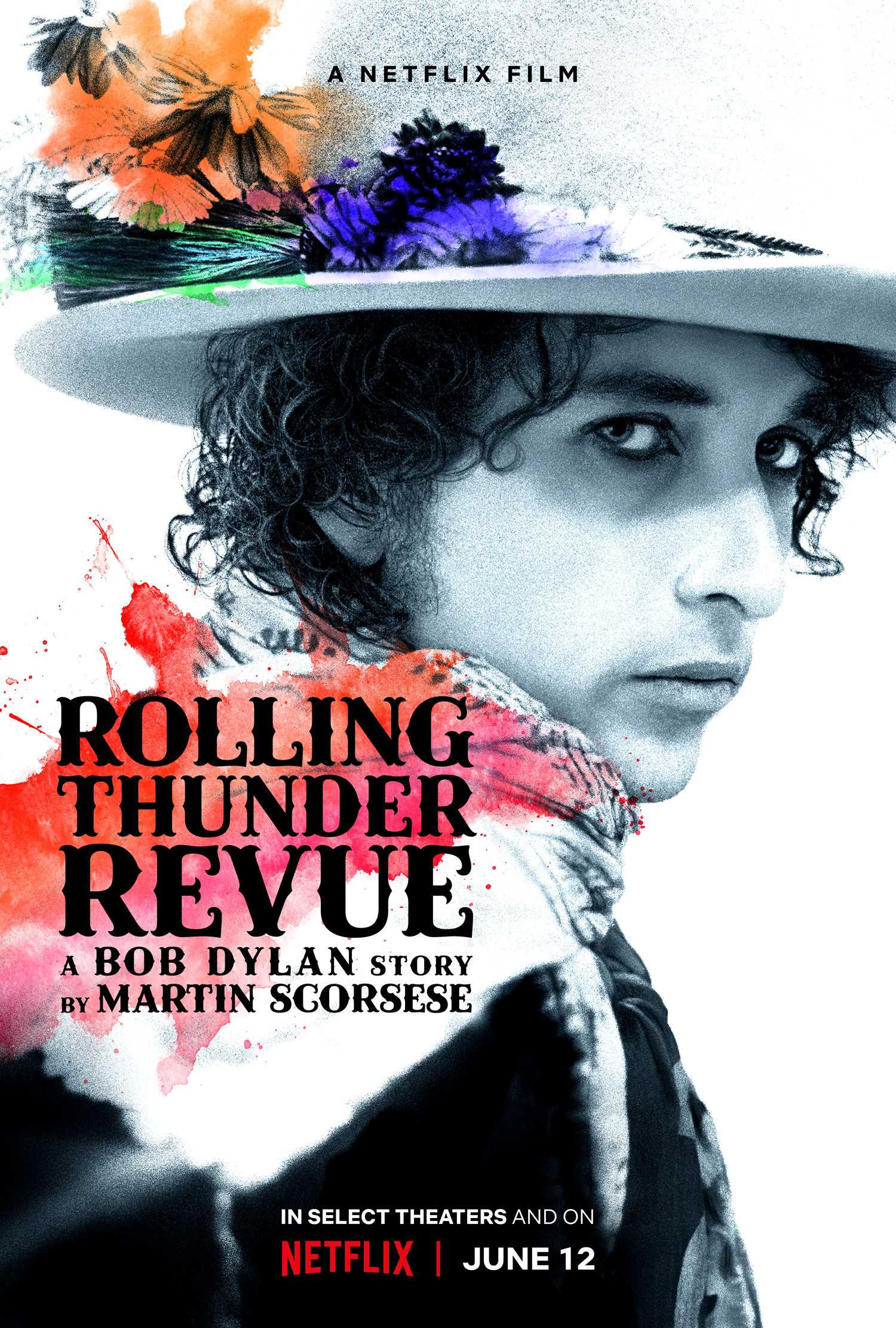 088f14c5f Rolling Thunder Revue: A Bob Dylan Story by Martin Scorsese Reviews ...