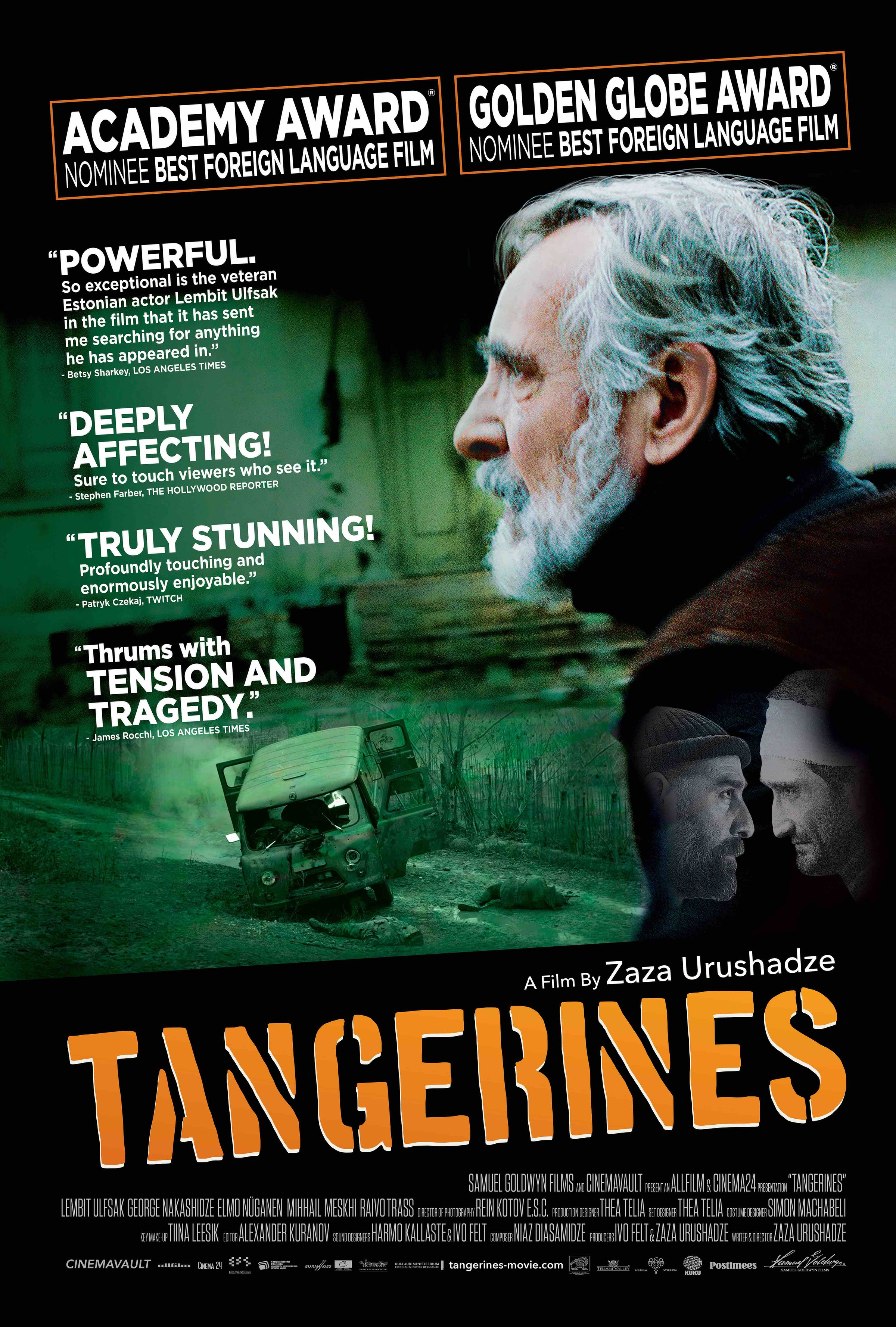 Tangerines Reviews - Metacritic