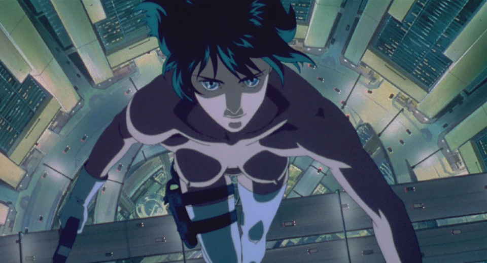 Ghost In The Shell 1996 Reviews Metacritic