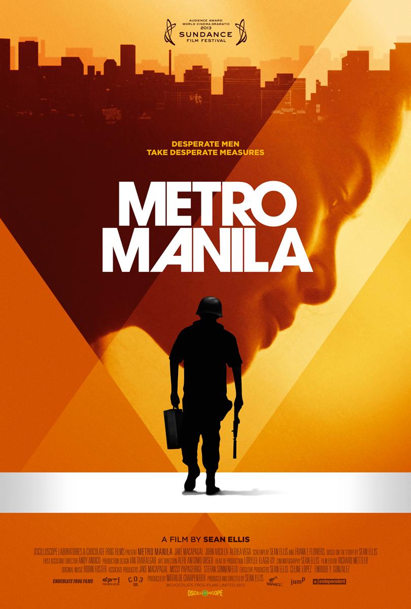 Metro Manila Reviews Metacritic