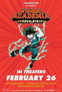 My Hero Academia Heroes Rising Reviews Metacritic