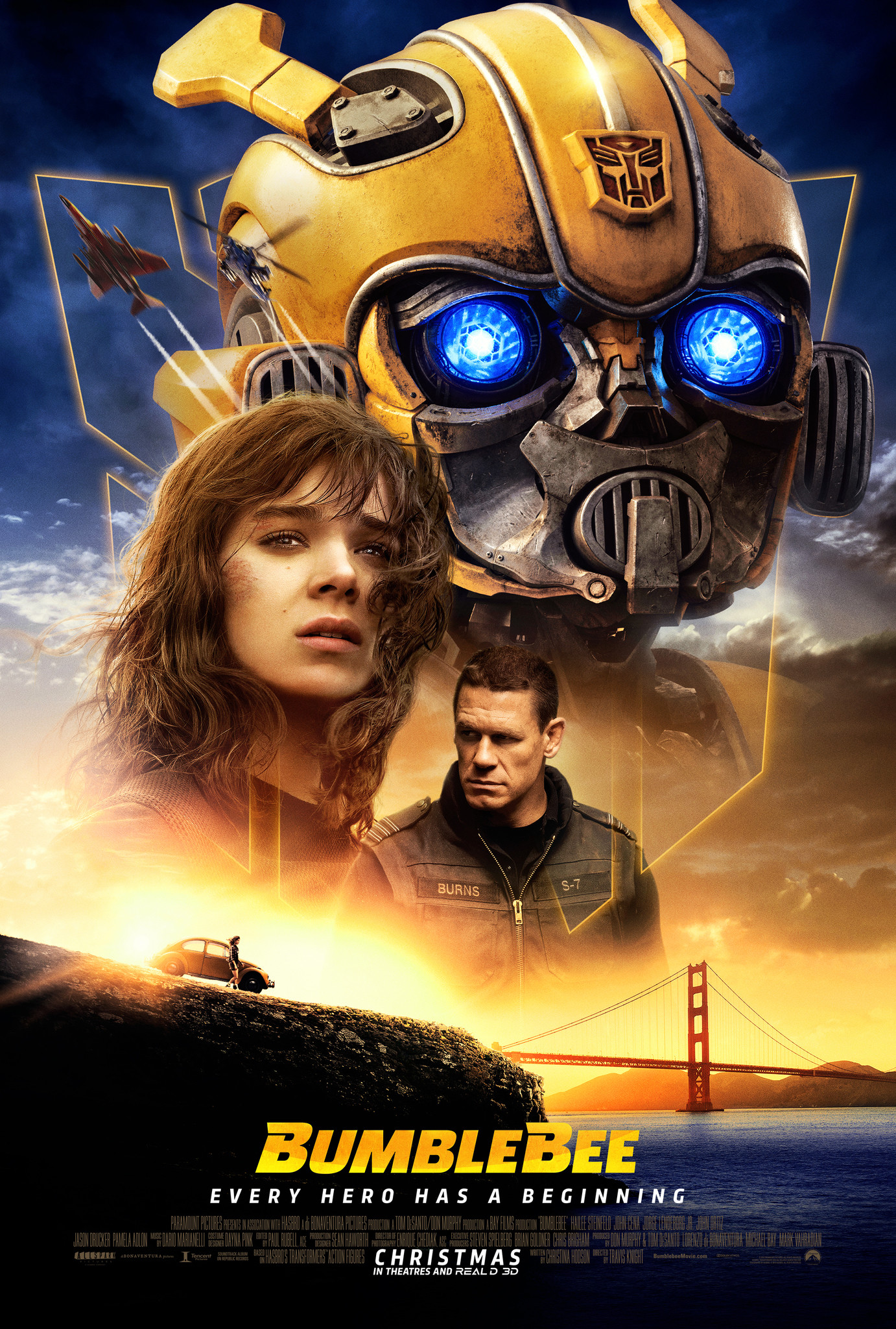 Bumblebee Details and Credits - Metacritic