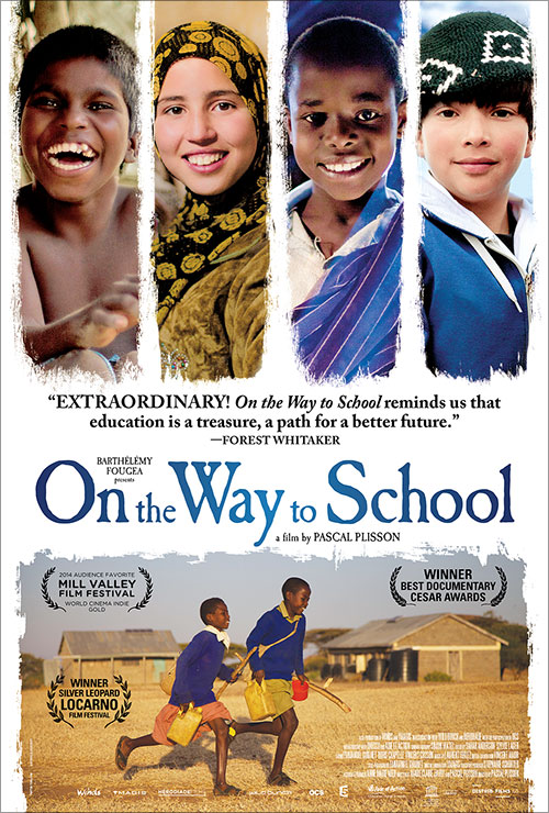 At Movies Films Focused On Education >> On The Way To School Reviews Metacritic