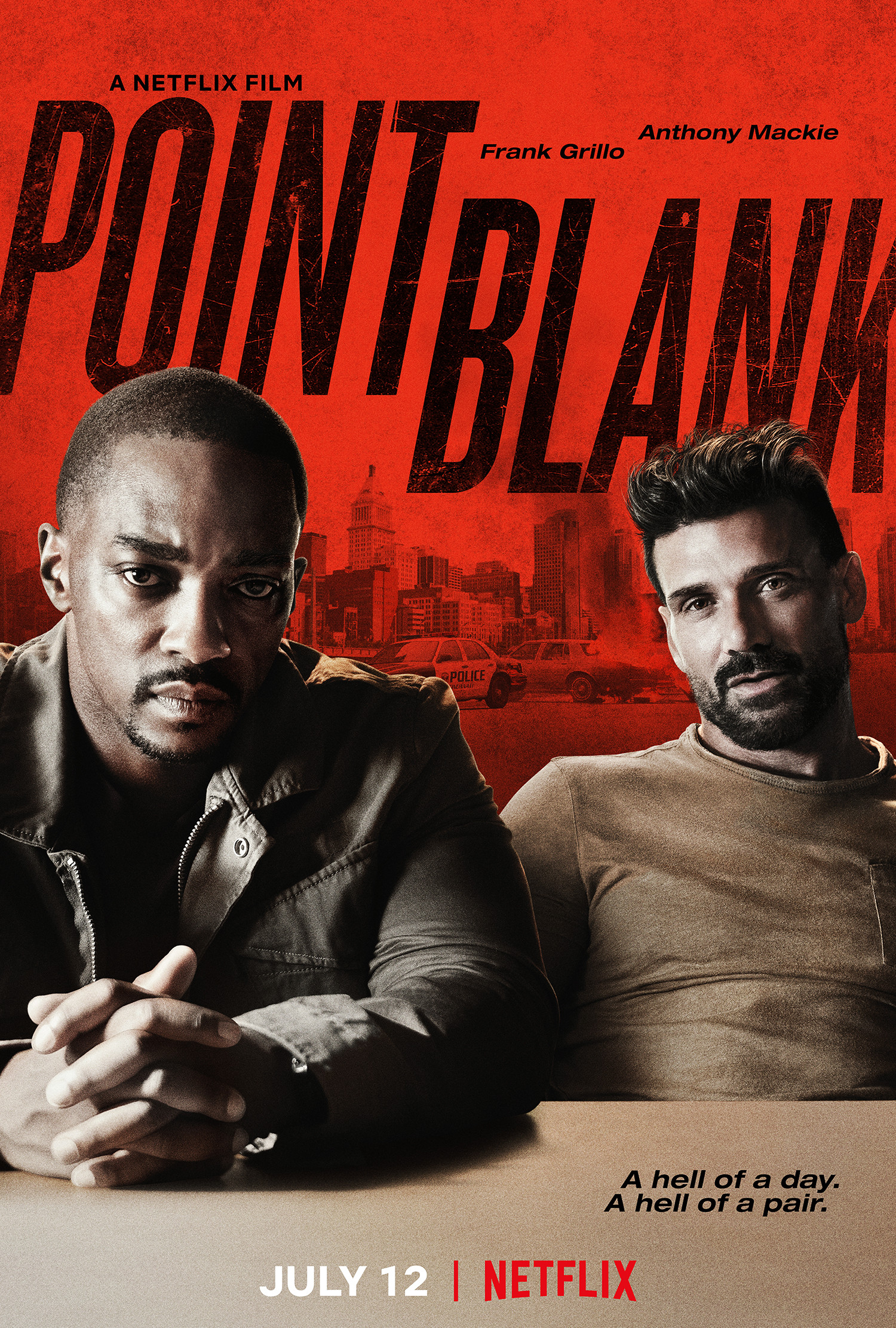 Point Blank (2019) Reviews - Metacritic