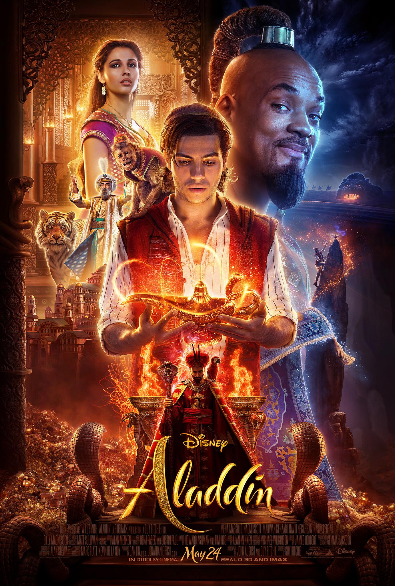 Aladdin 2019 Reviews Metacritic