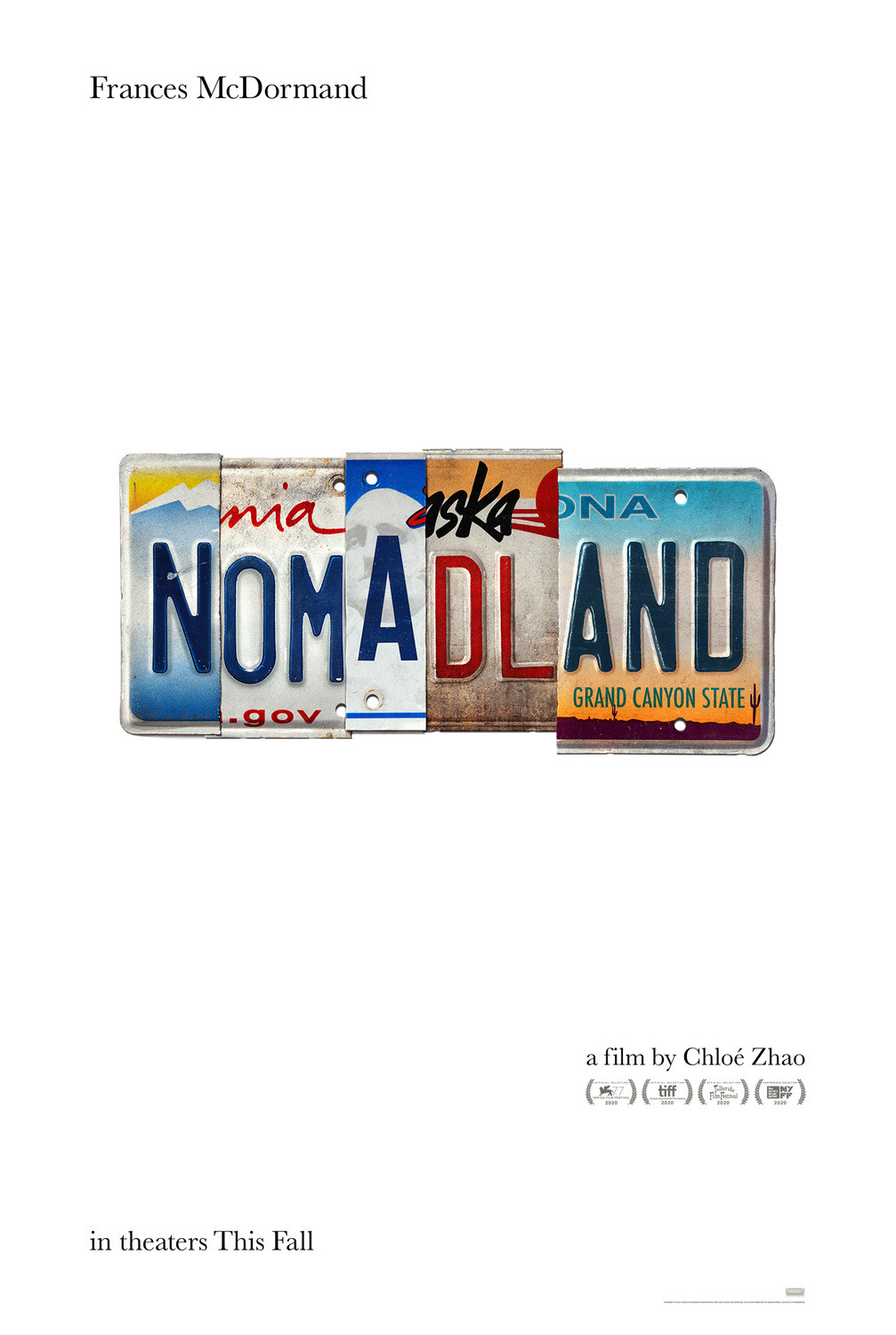 Nomadland Details And Credits Metacritic