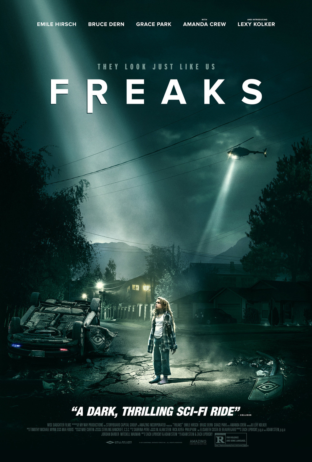 Freaks (2019) Reviews - Metacritic