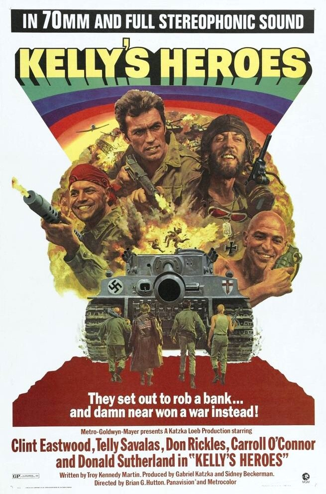 Kelly's Heroes Reviews - Metacritic