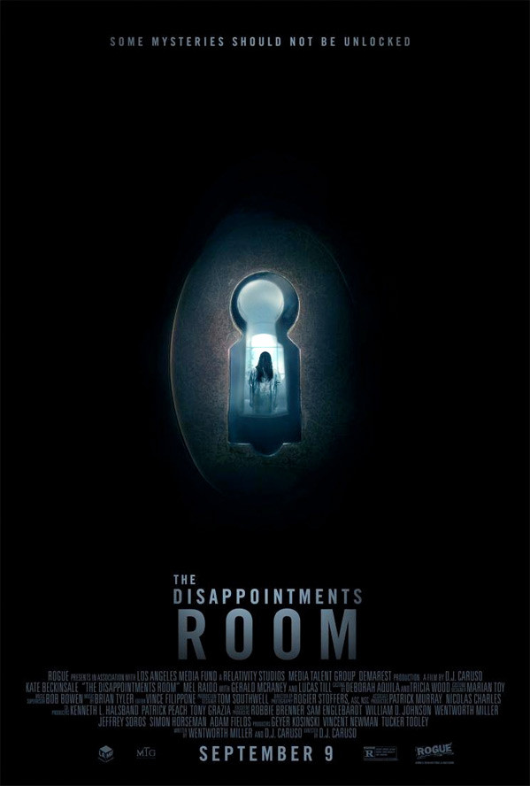 The Disappointments Room Reviews