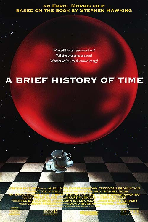 A Brief History Of Time Details And Credits Metacritic