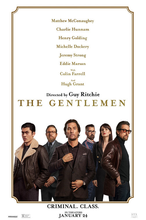 The Gentlemen Reviews - Metacritic