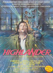 Highlander Movie Details Credits