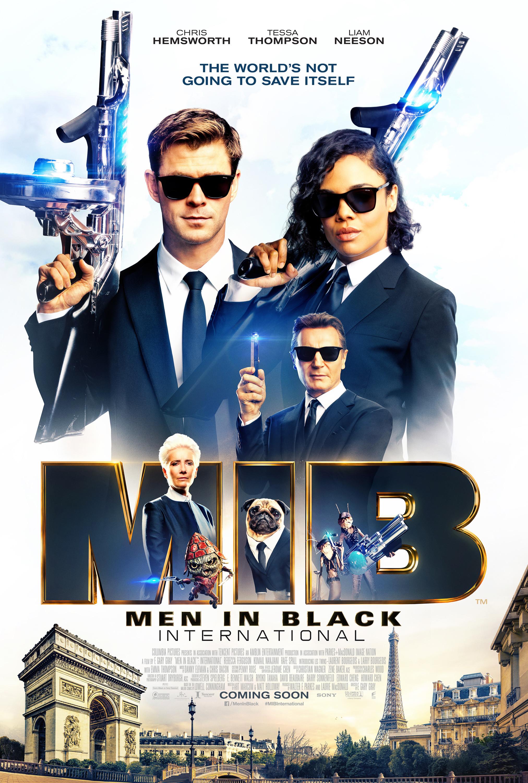 Men in Black 4 Film (2019) · Trailer · Kritik ·