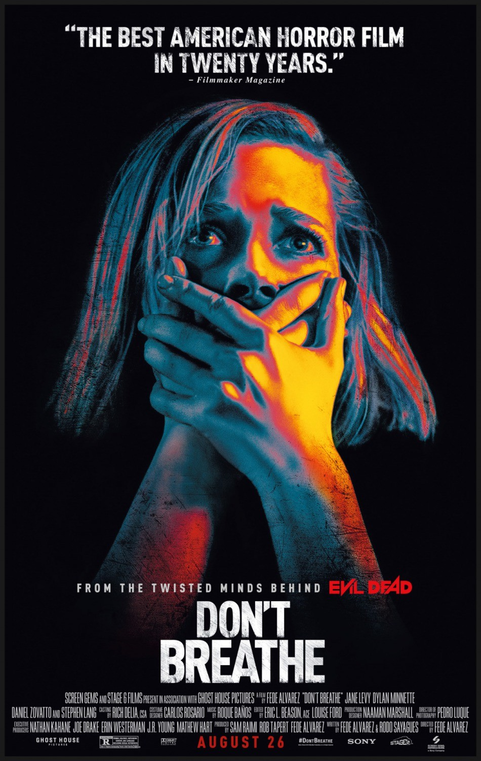 Don't Breathe Reviews - Metacritic