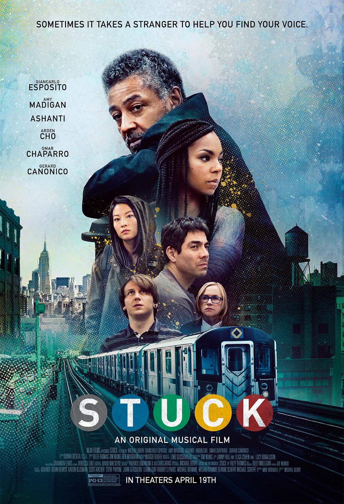 Stuck (2019) Details and Credits - Metacritic