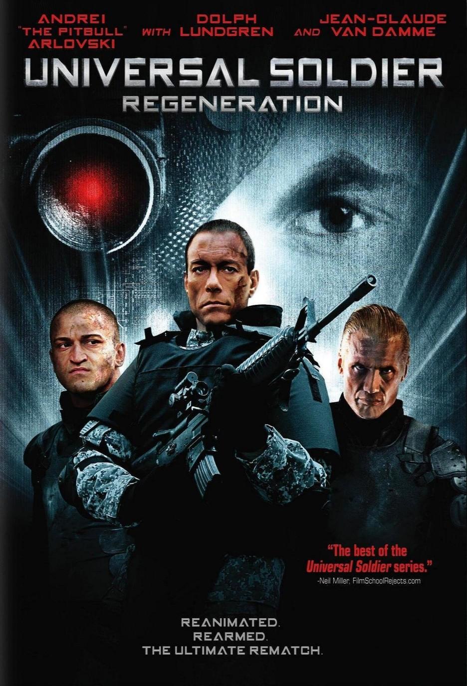 Universal Soldier: Regeneration Reviews - Metacritic