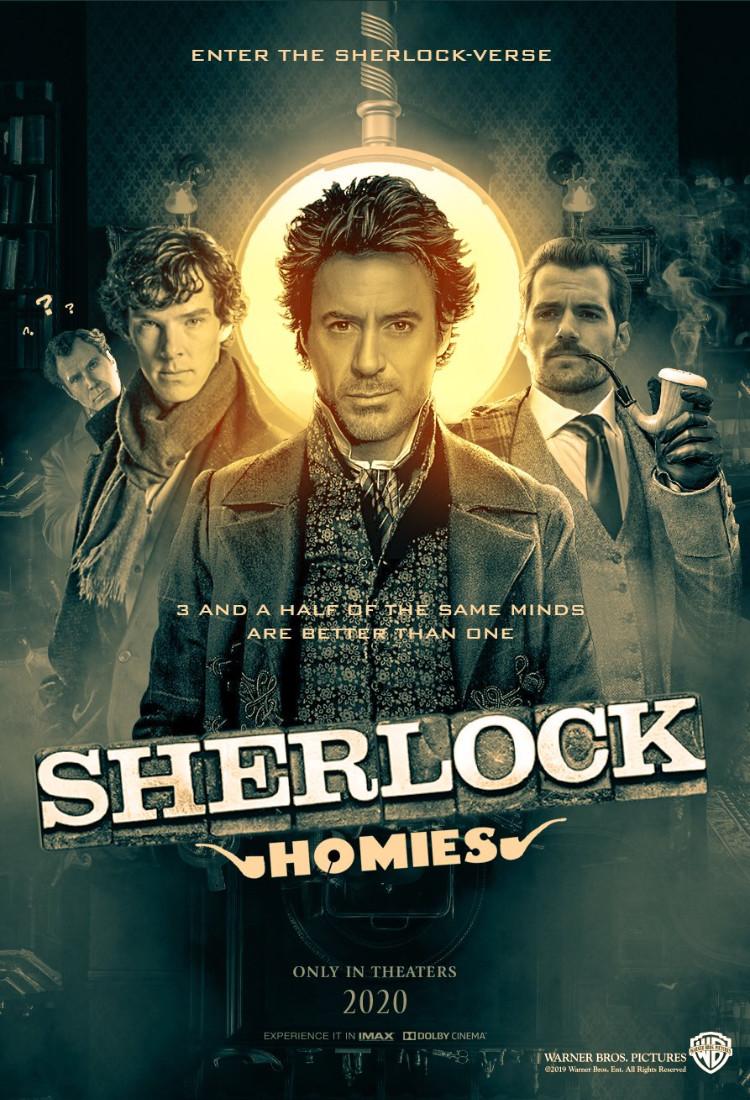 Sherlock Holmes Movie 3
