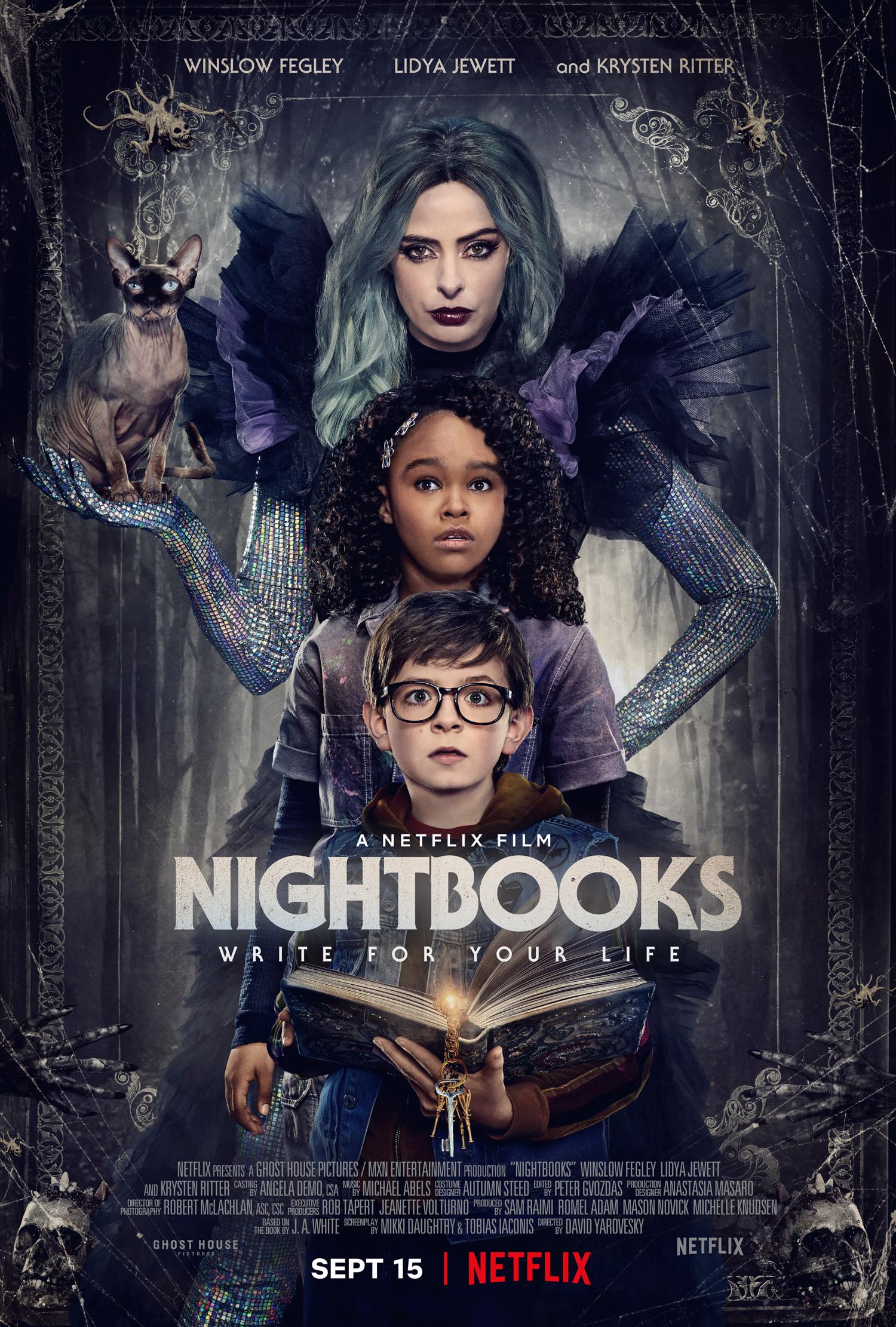 Nightbooks Reviews - Metacritic