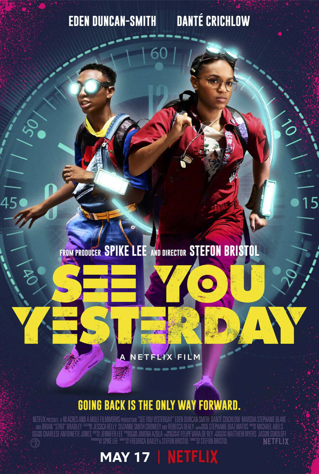 See You Yesterday Reviews - Metacritic