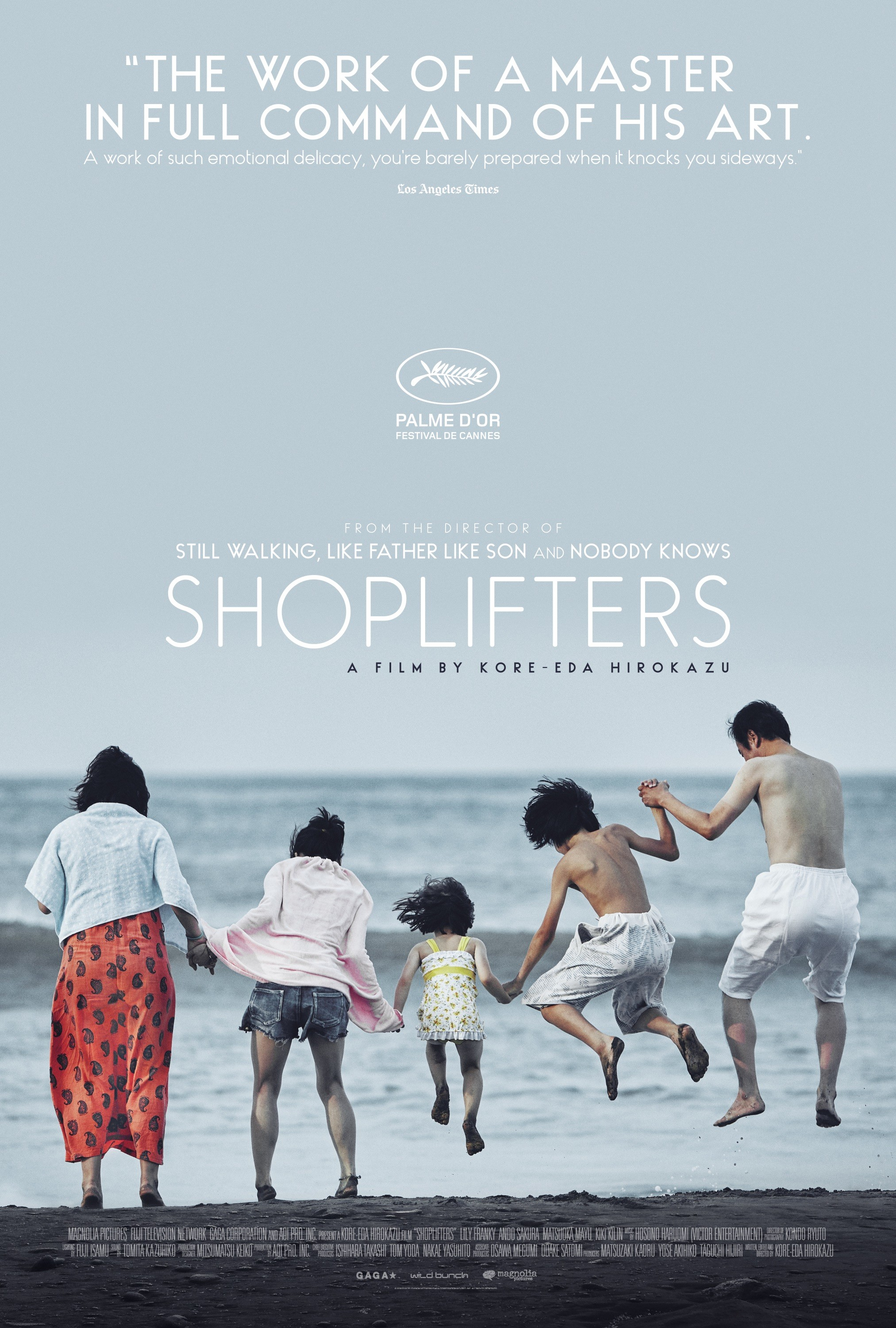 Shoplifters Reviews - Metacritic