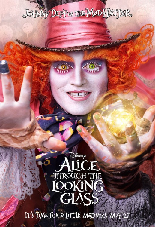 Alice Through The Looking Glass Reviews Metacritic