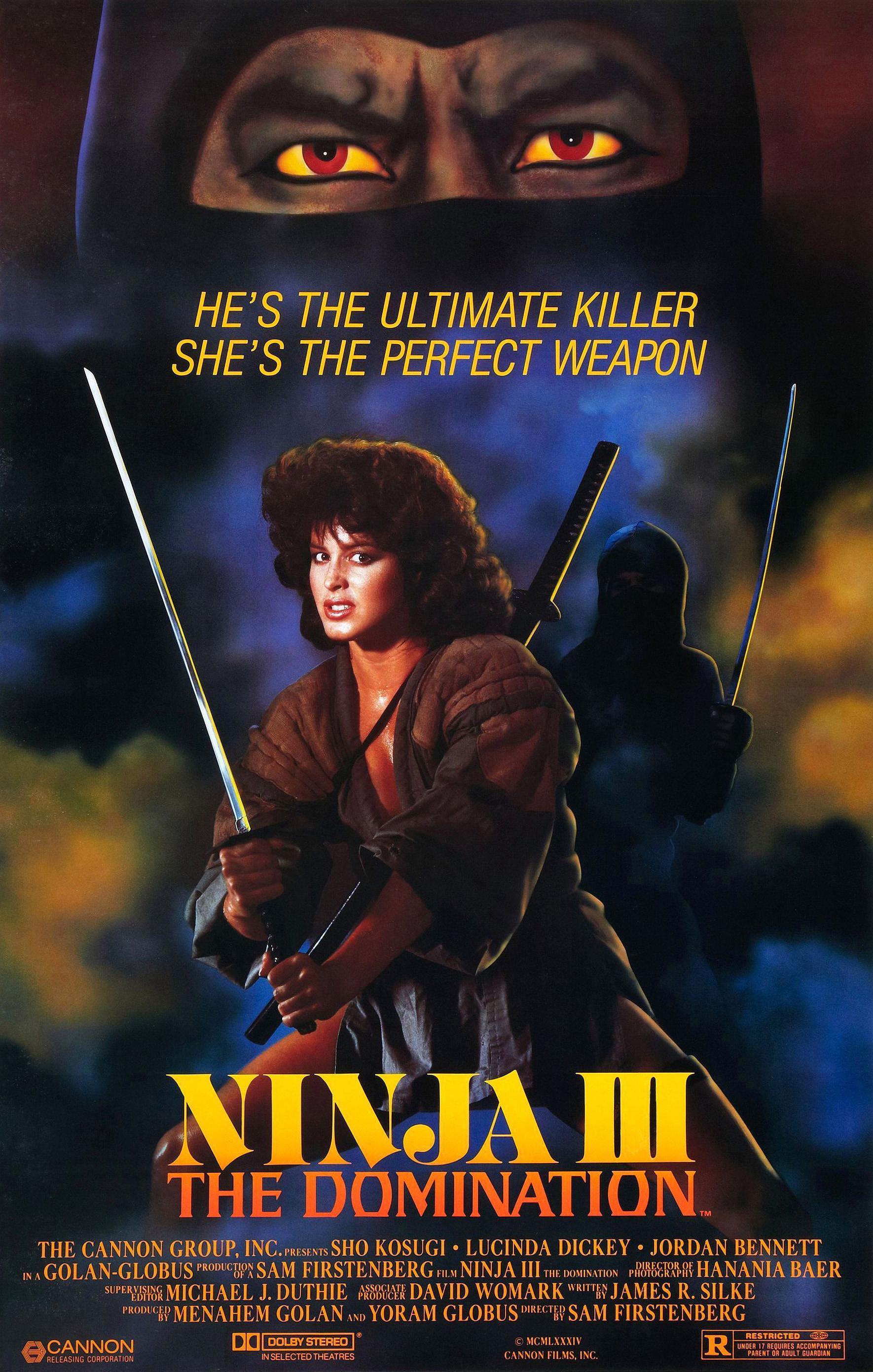 Ninja III: The Domination Reviews - Metacritic