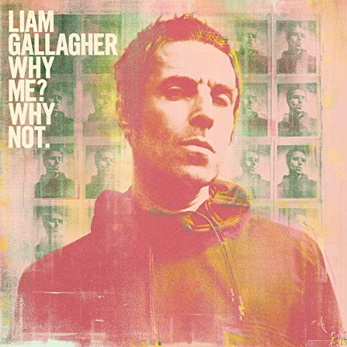 Image result for liam gallagher why me why not