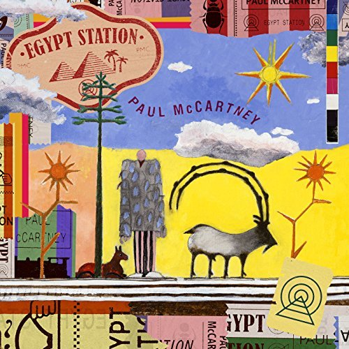 Egypt Station by Paul McCartney Reviews and Tracks - Metacritic