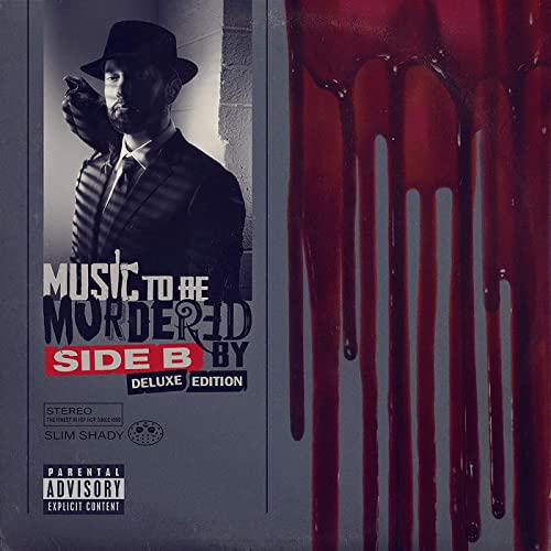 Music to Be Murdered By - Side B (Deluxe Edition) by Eminem Reviews and  Tracks - Metacritic