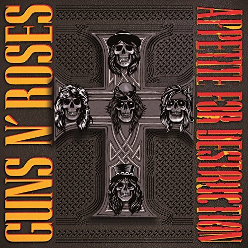 Appetite For Destruction Super Deluxe Edition Box Set By Guns N Roses Reviews And Tracks Metacritic