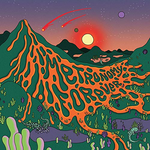 Metronomy Forever By Metronomy Reviews And Tracks Metacritic