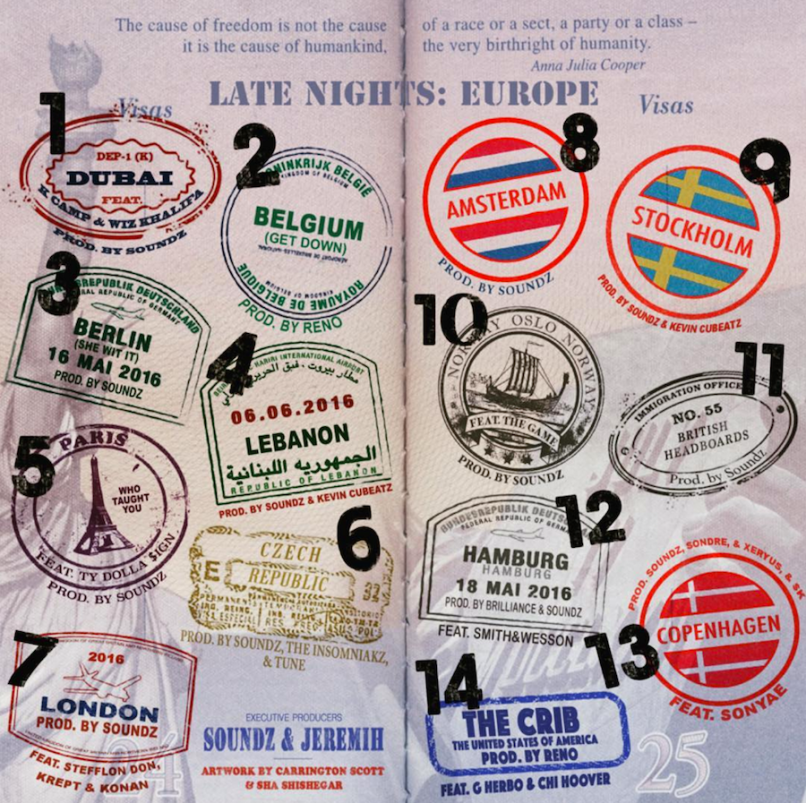 Europa 2 playlist mixxerhookups