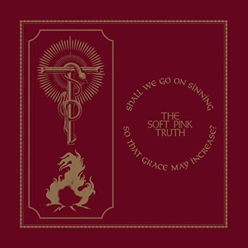 Shall We Go on Sinning So That Grace May Increase? by The Soft Pink Truth  Reviews and Tracks - Metacritic