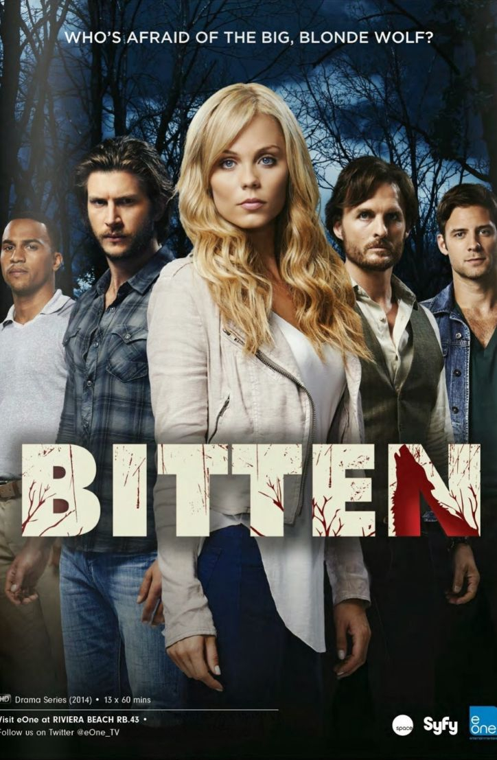 Image result for bitten tv show