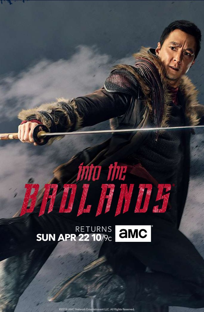 Image result for into the badlands season 3