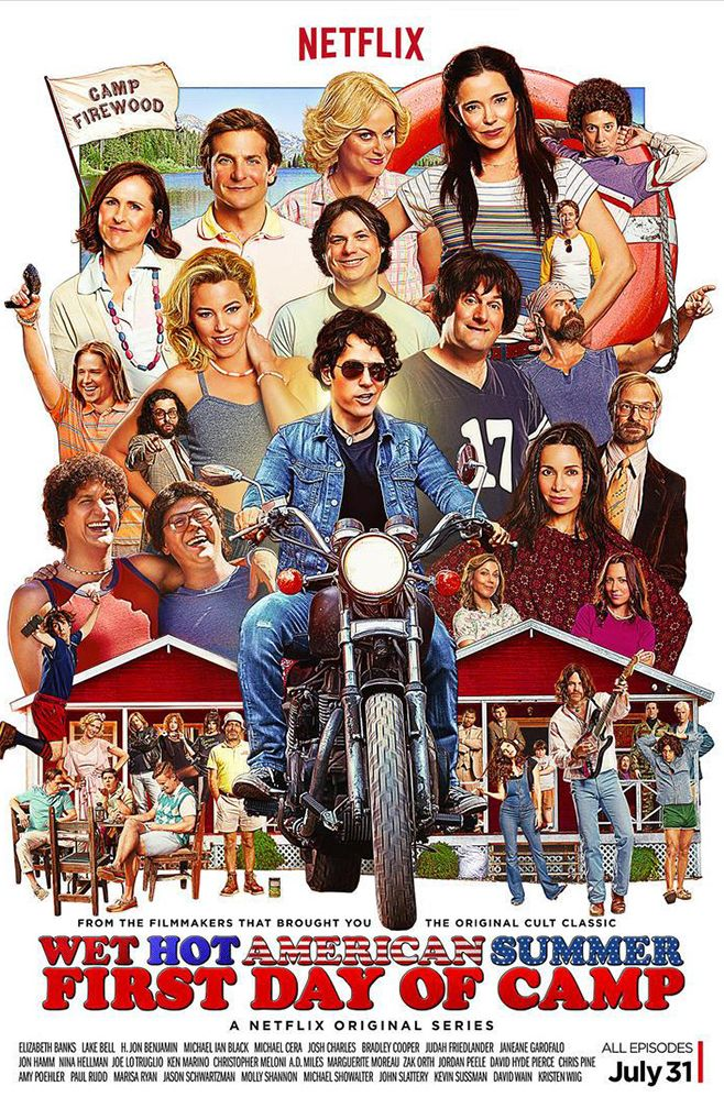 99342ccec6d Wet Hot American Summer  First Day of Camp Reviews - Metacritic